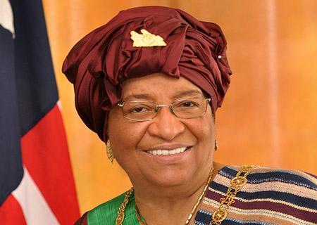 Ellen Johnson Sirleaf Liberia Bilan