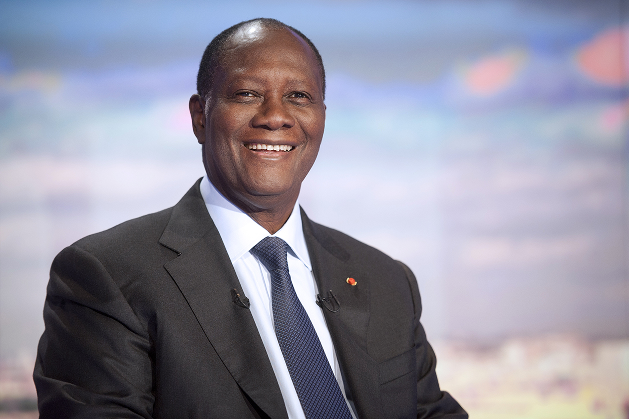 Alassane Ouattara régulation prix alimentaires