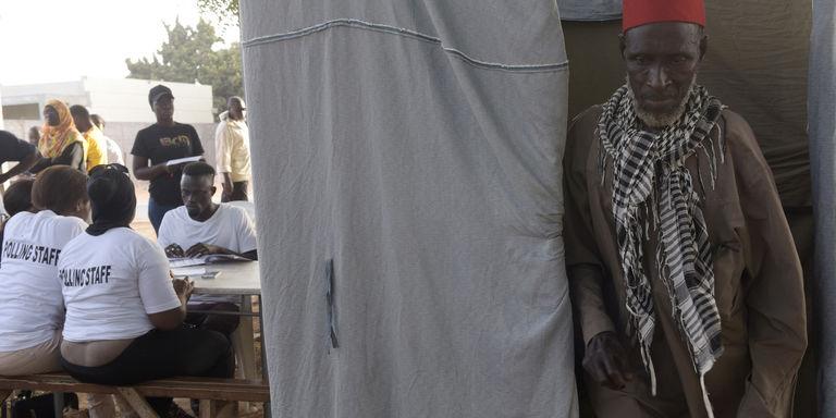 Gambie Adama Barrow Démocratie