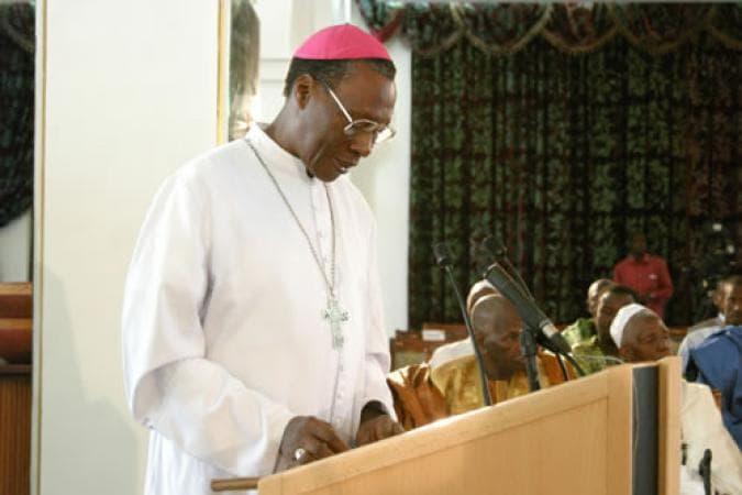 Jean Zerbo Archevêque Bamako