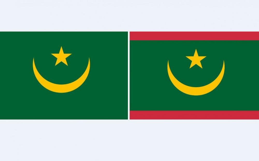 Référendum Mauritanie Drapeau Sénat