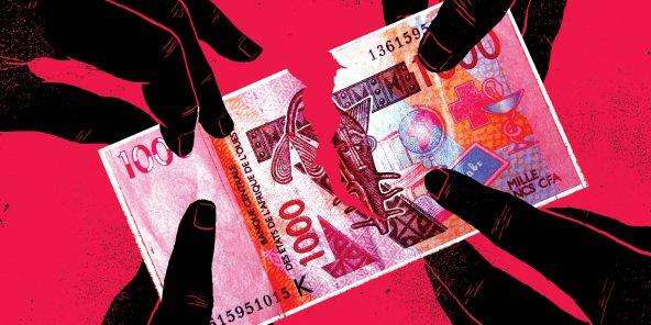 Franc CFA Afrique France