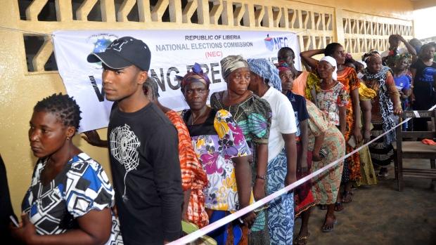 Election Liberia Présidentielle