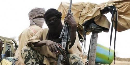 Nigeria Boko Haram Effort de guerre