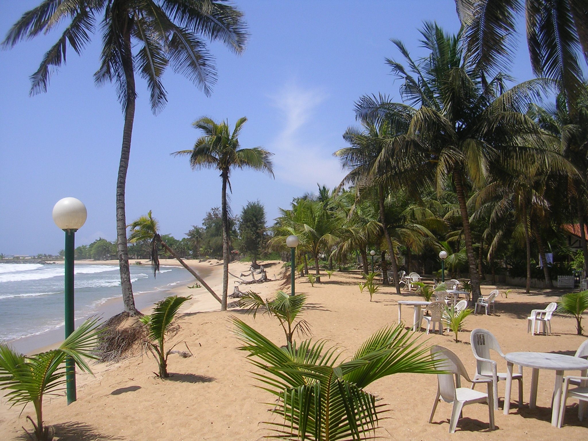 Cote d'Ivoire - Tourisme - San Pedro