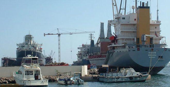 Port Cotonou Gestion Anvers