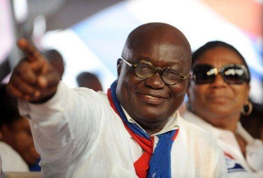 Nana Akufo-Addo Ghana FMI