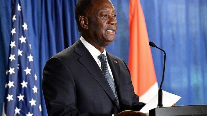 Alassane Ouattara Côte d'Ivoire diaspora ivoirienne