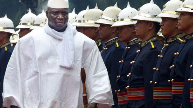Commission vérité et réconciliation en Gambie