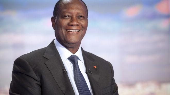 Alassane Ouattara Burkina Faso exportation électricité