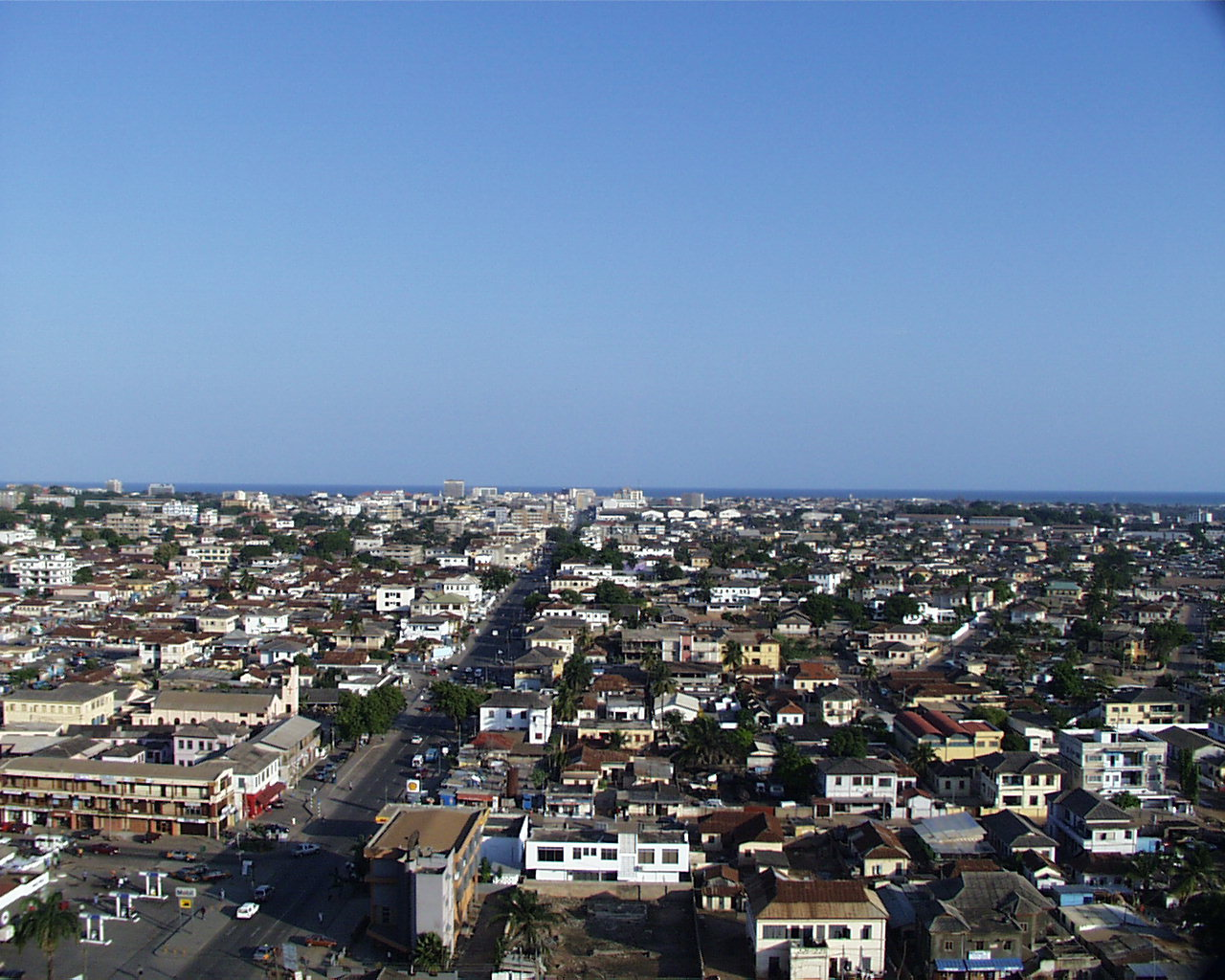 Ghana croissance premier trimestre