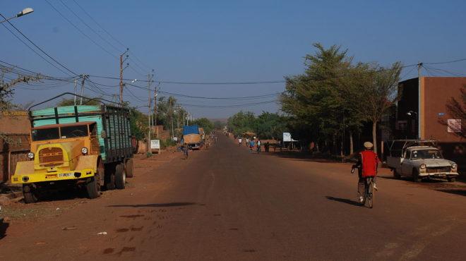 Burkina Faso Nord Enseignants