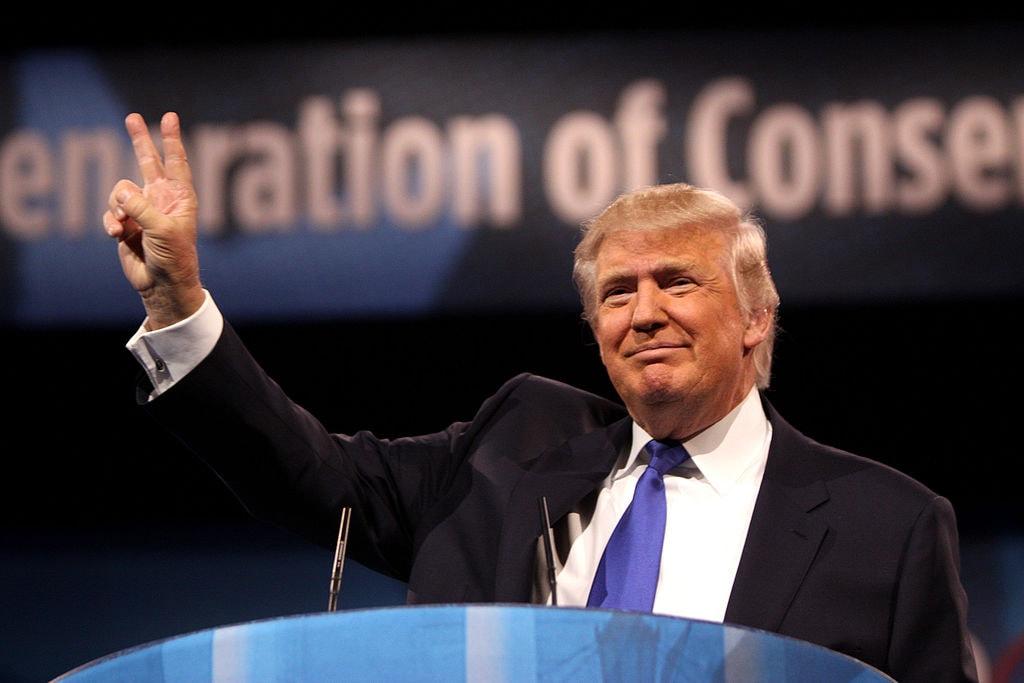 Donald Trump Aide Afrique