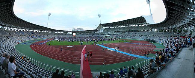 Stade Charlety Côte d'Ivoire Sénégal