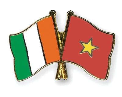 Côte d'Ivoire Vietnam Diplomatie