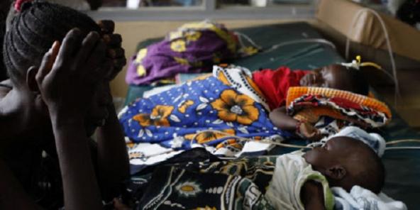 Paludisme Afrique