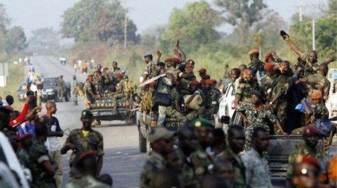Côte d'Ivoire, Armée, Dégraissage, Plan
