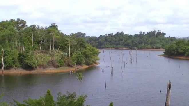 Rivière Bia Côte d'Ivoire