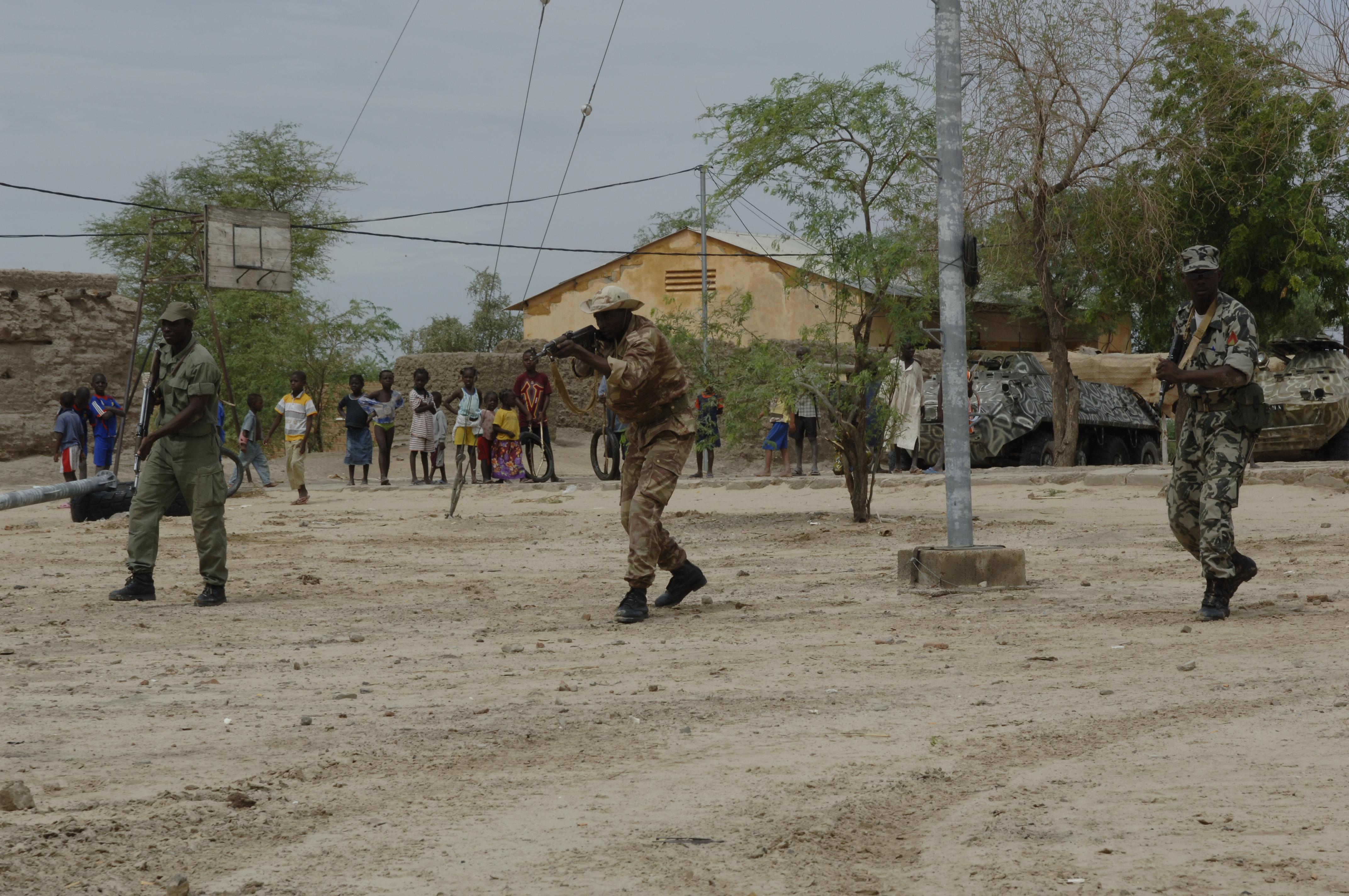 Burkina Police Mutins Réintégration