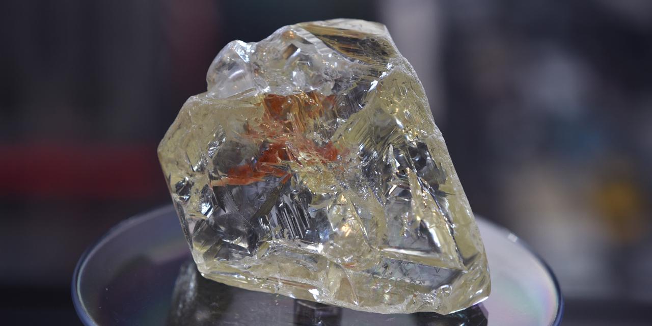 Sierra Leone Diamant de la paix