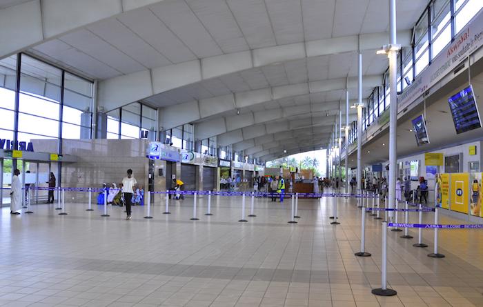 Côte d'Ivoire Aéroport Redevance Terrorisme