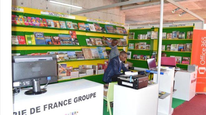 Librairie Côte d'Ivoire