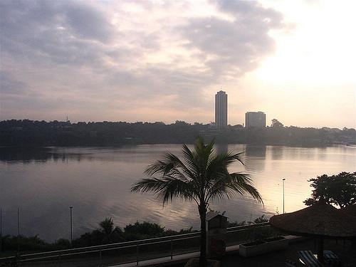 Baie de Cocody Koweit Maroc Abidjan