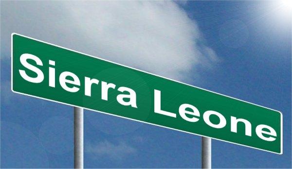 Sierra Leone Julius Maada Bio