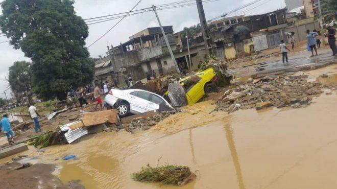 Abidjan Inondations