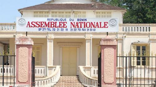 Bénin Assemblée nationale charte politique