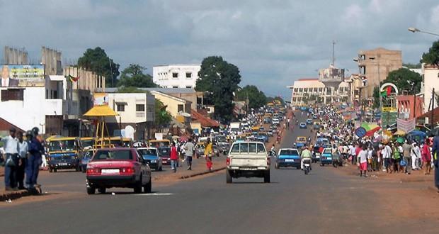 Guinée-Bissau Chine Législatives