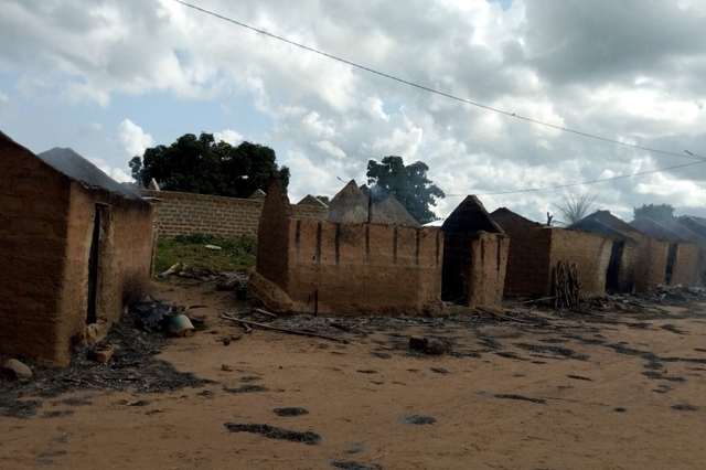 Attienkaha village ivoirien