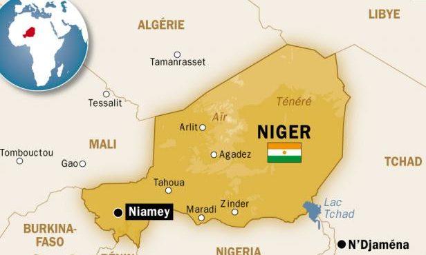 Frontière Niger et Nigeria enlèvements