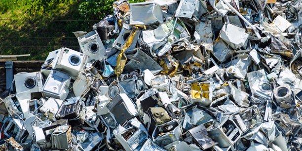 Ghana déchets électroniques recyclage