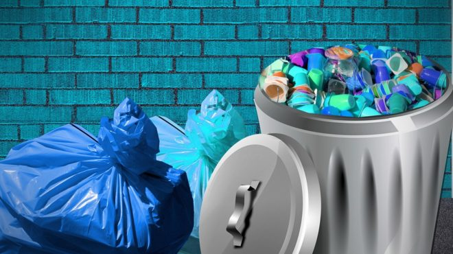 Bénin ordures recyclage