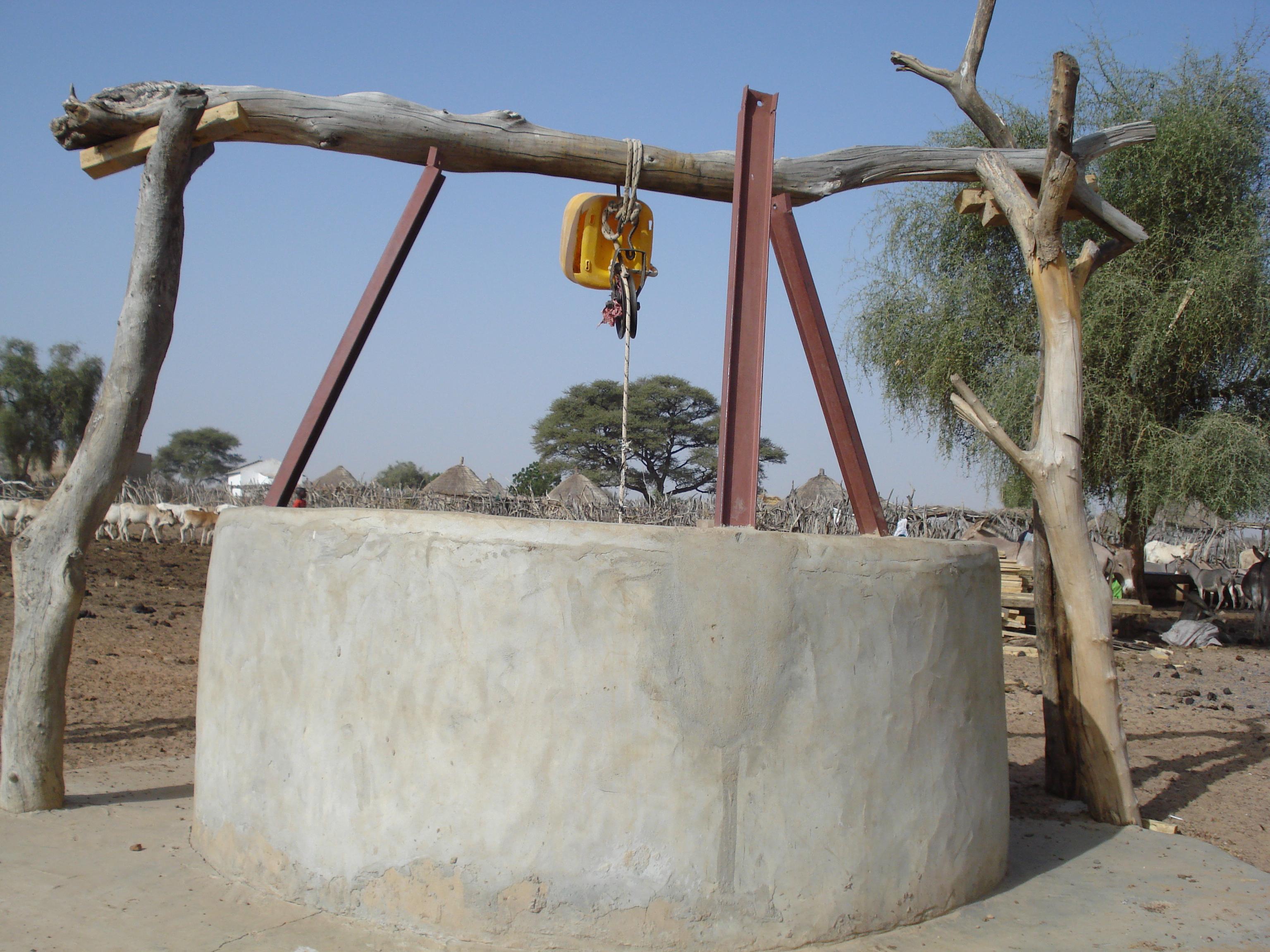 Niger eau fluor
