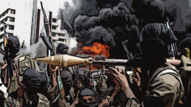 Boko Haram jeunes filles enlèvement