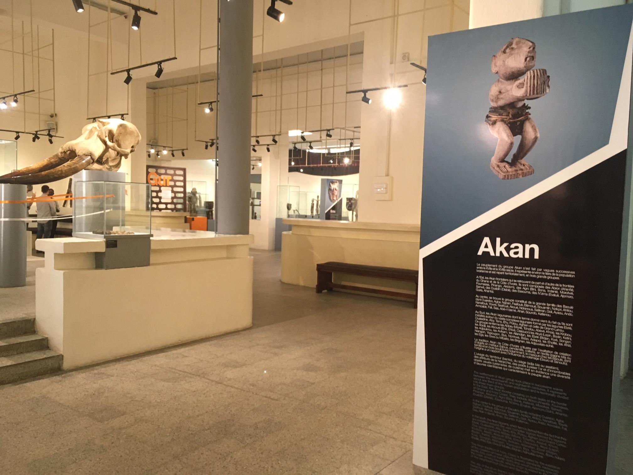 Musée national Abidjan