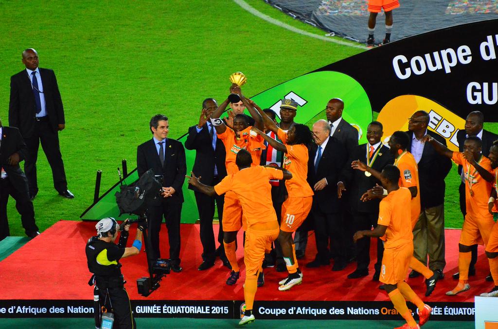 CAN Cameroun Côte d'Ivoire