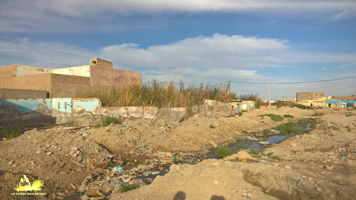 Inondation Nouakchott
