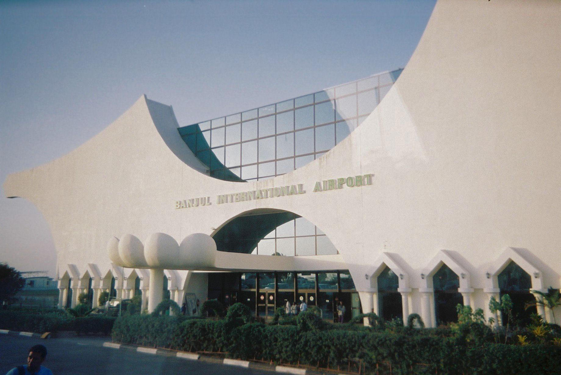 aéroport de Banjul Adama Barrow