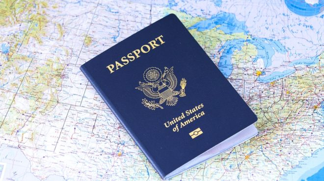 Passeport USA