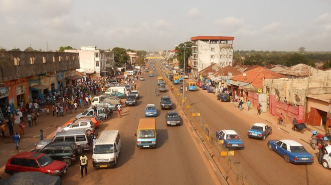 Guinée-Bissau législatives