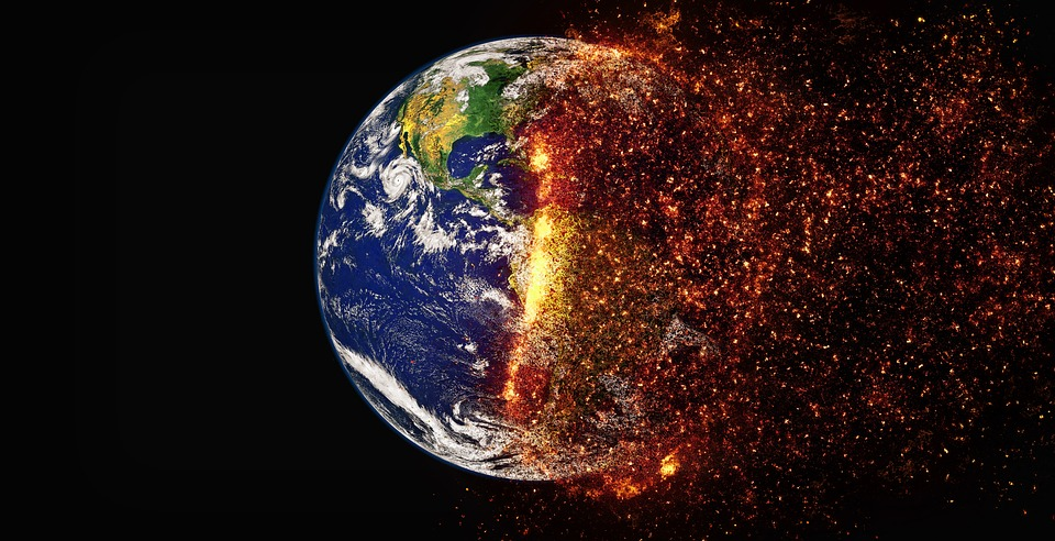 Réchauffement climatique en 2070