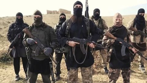 L'Etat islamique frappe l'armée du Niger