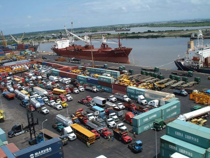 Bakassi port