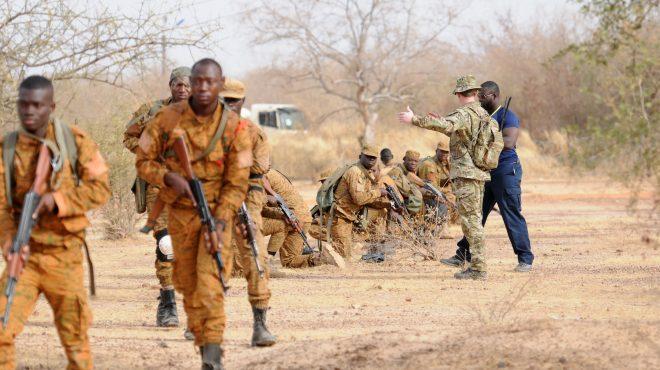 Burkina Faso lutte contre le djihadisme