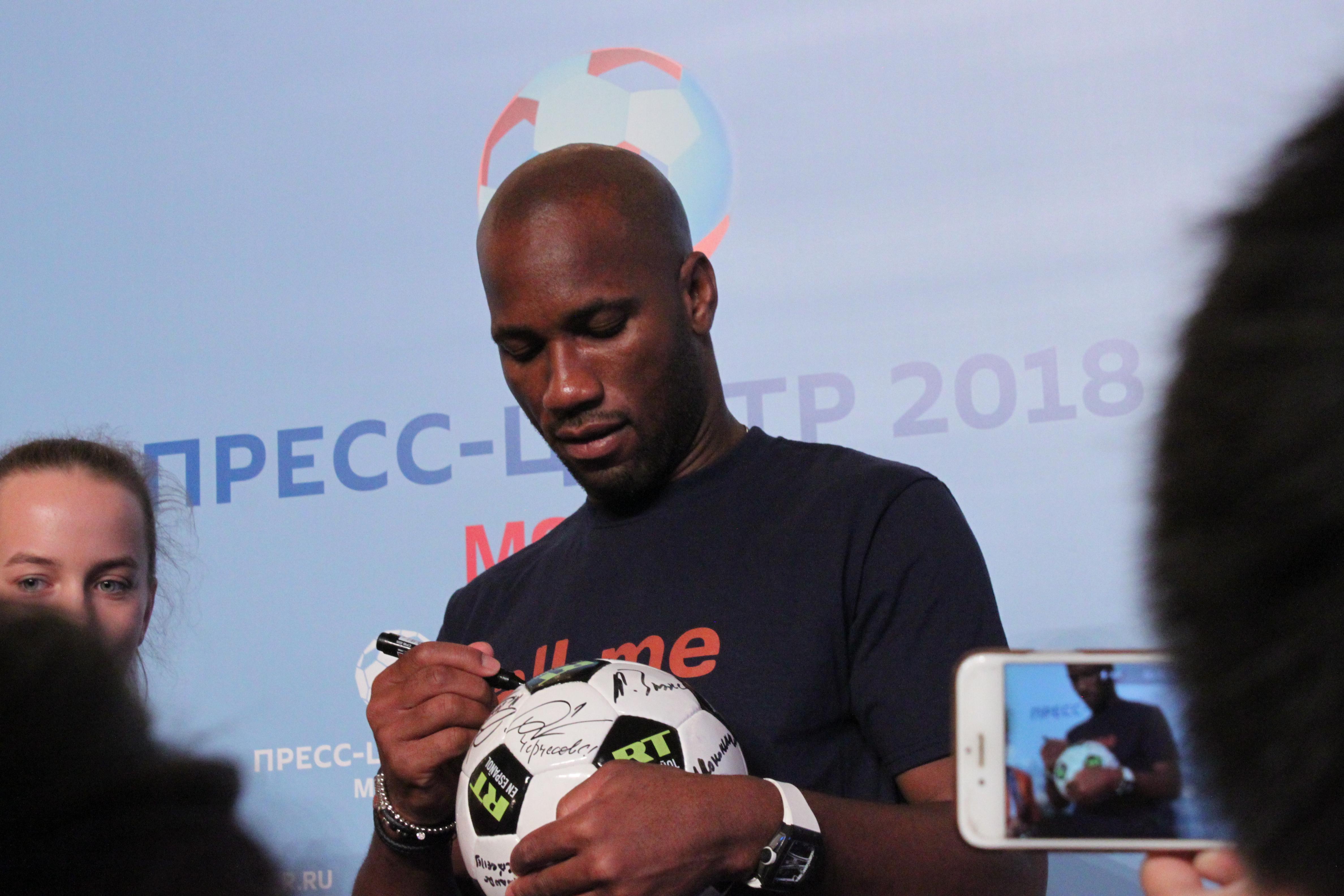 Cote Ivoire Didier Drogba