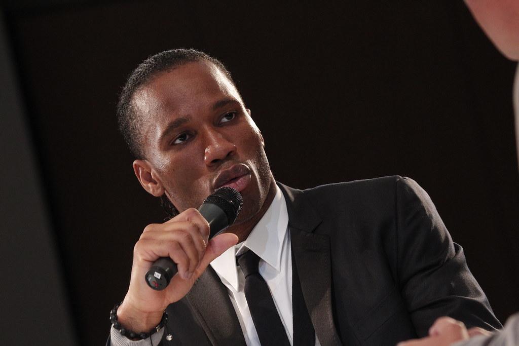 Didier Drogba milite pour la reforestation de la Côte d'Ivoire