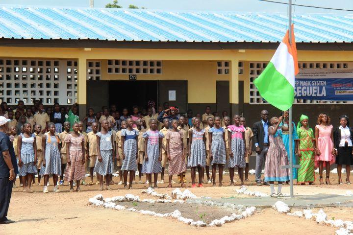 Côte d'Ivoire Éducation